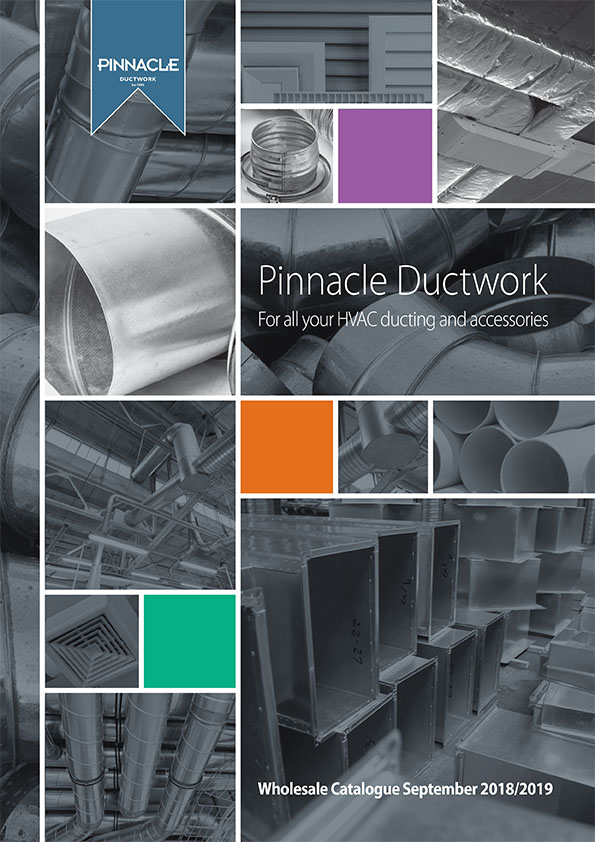 Pinnacle Ductwork launches new HVAC Wholesale Catalogue - Pinnacle